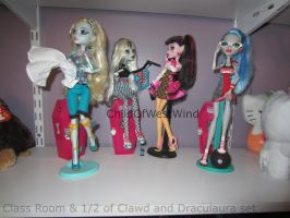 Monster High Collection Update 6 by Childofwestwind
