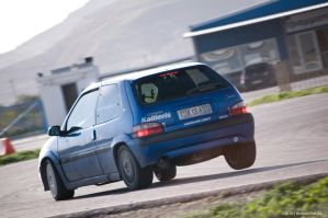 Aggressive Saxo by lust87