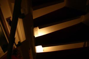 Stairlight. by Aliey