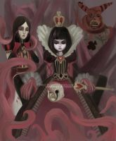 Alice Madness : Authority by Sweet-Hope