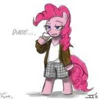As Dude As Pinkie Can Be by TheBeatnikPsyD