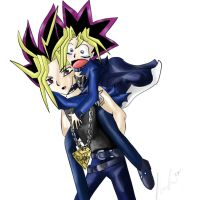 YU-GI-OH 2 by mel-lyks-cereal