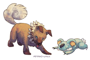 the new pokes by NimbusOwl49