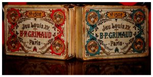 Antique Playing Cards by angelbabiau