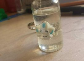 Jirachi in a Bottle by UwiGoncho