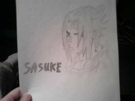 sasuke -self explainitory by Otaheme-saukra217
