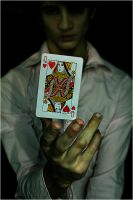 Queen Of The Hearts by RidgeviewxKid