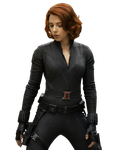 The Avengers Black Widow by Corvasce1982