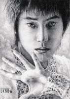 When you say nothing at all... by Jaejoong