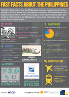 Fast Facts About the Philippines Infographic by hellkite527