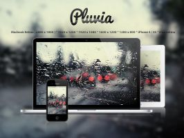 Pluvia - Ultra HD Wallpaper by ibRC