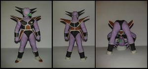 Ginyu force: Ginyu by fsalkatras