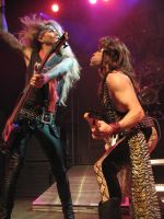 Steel Panther 14 by iancinerate