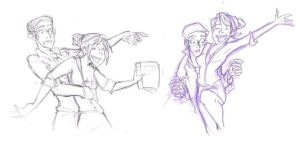 sketch play by redtenko