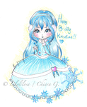 [Bday Gift] Adel by LiloLilosa