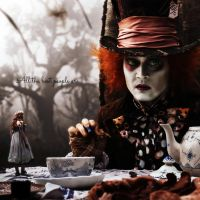 Mad as a Hatter by nerdhope