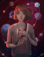Max Caulfield by Lilac-Patal