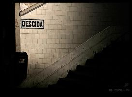 Descida... by eXcer