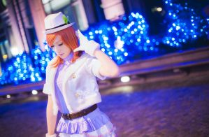 Love Live!! / Nishikino Maki (Snow halation) by yochris72