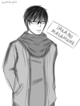 college takano ?? haha by Deathday94991313