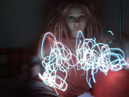 - Dreads And Light - by turbogeek421