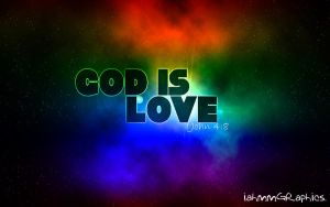 God is Love by wawaw1111