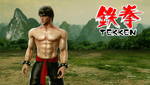 TEKKEN 1 - Marshall Law by Hyde209