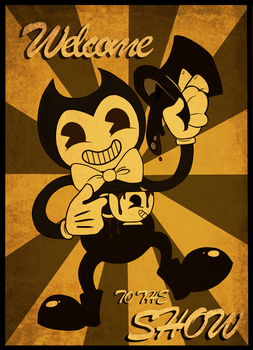 Bendy and the Ink Machine Chapter 2 Contest Entry by ThemisDolorous