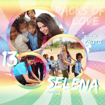 PHOTO Pack (13) Selena Gomez by IremAkbas