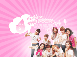 SNSD wallpaper by yaya776