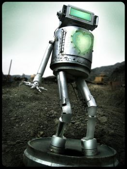 Roboto by zentenophotography