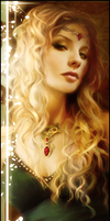 Cersei Lannister Bookmark by ninata-sama