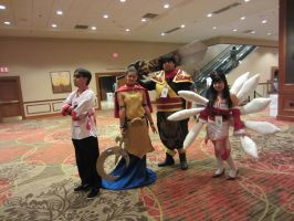 AFest 2012 - League Of Legends by Soynuts
