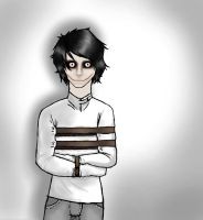 Patient picture: Jeff The Killer by PrinceNEB