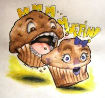 Mmm...Muffin by nellylover