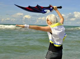 Riku cosplay IX by DancingSmily