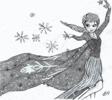 Let It Go by Bethany by Lorendal4