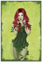 Poison Ivy by tsantiago