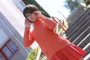 Velma Dinkley - Scooby-Doo, where are you? by Yuno-chaan