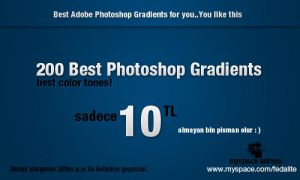 Premium Photoshop Gradient by Ubiwebseo