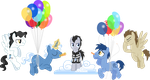 Maney Poppings (200 deviations) by ChainChomp2