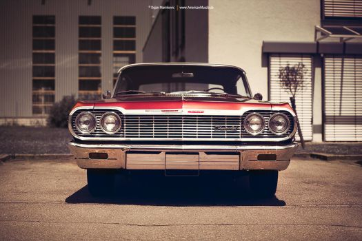 1964 Chevrolet by AmericanMuscle