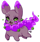 Toxeon (fakemon) by Amphany