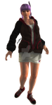 Ayane (transparent png) by AgnessAngel