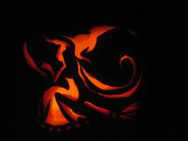 160. Pumpkin Carving by mynti-stock