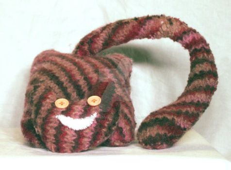 The Cheshire Cat by rosewoodcreations