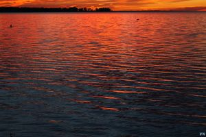 Fall Sunset Series #103 by LifeThroughALens84
