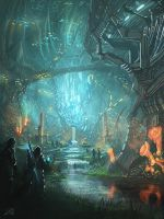 Sanctuary of the Ancients by whatzitoya