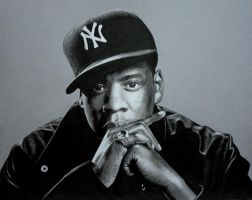 Jay-Z by PassionDraw