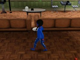 Sims 3 - We put our dirty dishes into dishwasher by Magic-Kristina-KW